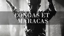 KENT - Congas et maracas - Live au Café de la Danse, 2017 (Officiel)