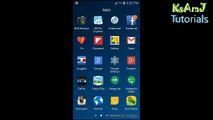 Samsung Smartphone (Samsung Galaxy S5) Screen Mirroring