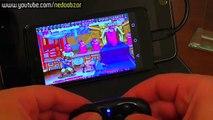 Крутой мини геймпад для андроид! Игры на андроид с геймпадом. Обзор Mini gamepad