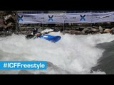 Canoe Freestyle World Cup Day 1 | Sort 2014