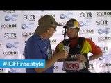 Dane JACKSON K1M Heats | Canoe Freestyle World Cup 2014