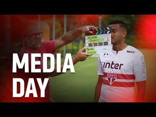 MEDIA DAY TRICOLOR | SPFCTV
