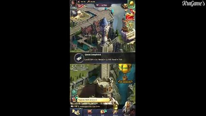 Age of Kings: Skyward Battle Android Gameplay