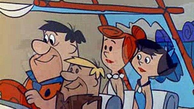 The Flintstones S02E02 Droop Along Flintstone