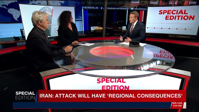 SPECIAL EDITION | Israeli leaders praise attack on Syrian facilities | Saturday, April 14th 2018