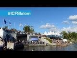 ICF Canoe Slalom Development Programme - Meet Tony Estanguet