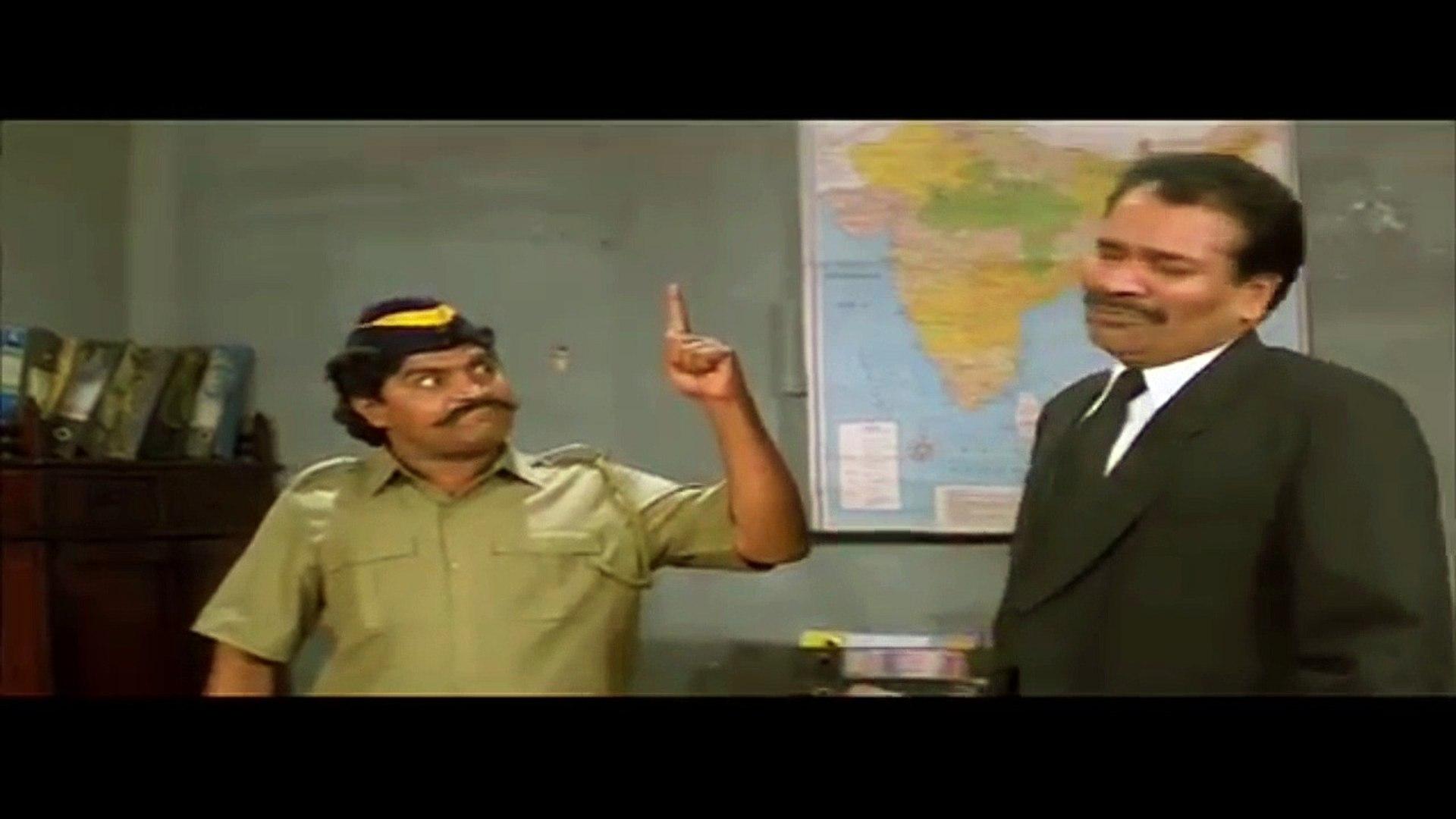 Johnny Lever Comedy Scenes || Judge Mujrim Hindi Movie 1997 || Comedy Interesting Scene || Super Hit