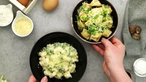 Habt ihr schonmal Tortellini oder Gnocchi selbst gemacht? Mit unserem Rezept ist das gar nicht schwer und schmeckt besser als fertige Pasta! ZUM REZEPT