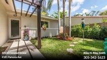 Single Family For Sale: 4181 Pamona Ave Coconut Grove,  $1149000
