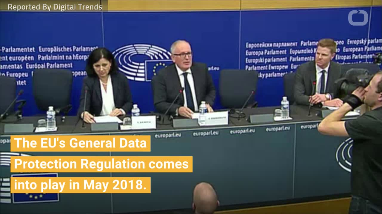 The GDPR Will Affect Nearly All Of Us. But How?