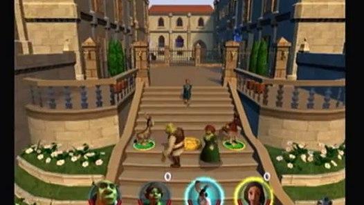 Shrek 2 Co Op Walkthrough Part 7 Video Dailymotion