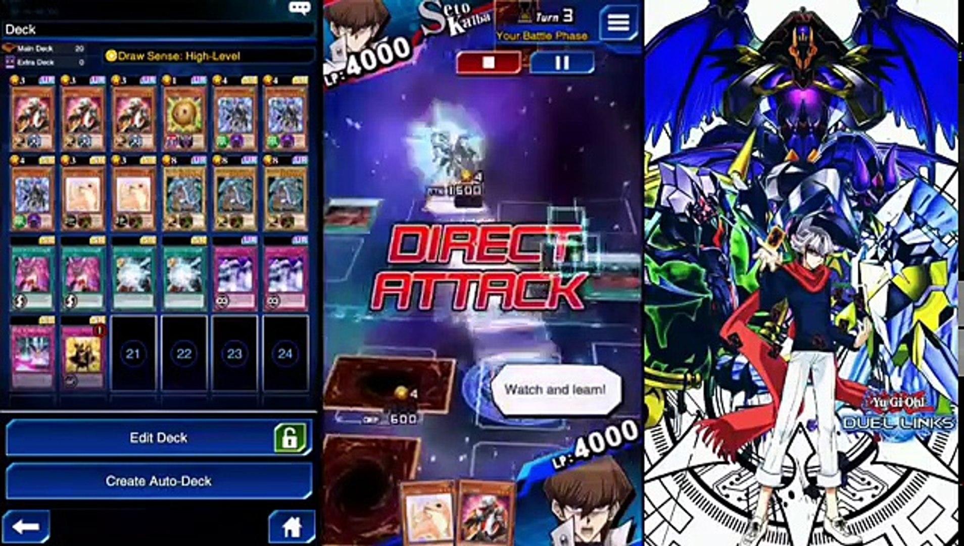 [Yu-Gi-Oh! Duel Links] The Best KOG Deck| New Blue Eyes White Dragon Deck