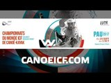 #ICFslalom 2017 Canoe World Championships Pau France - Sun Extreme FINALS