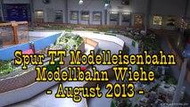 Die größte Spur TT Modelleisenbahn bei der Modellbahn Wiehe - Ein Video von Pennula für alle Freunde der Modelleisenbahn bzw. Modellbahn