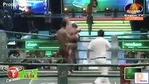 Ung Vireak vs Nicholas Carter(UK), Bayon Kun Khmer Kickboxing