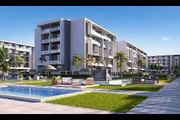 Ground apartment 166 meter for sale in El Patio ORO Compound