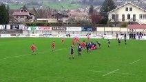 Fédérale 2 - Le slalom endiablé d'un Espoir du SO Voiron face à Vinay
