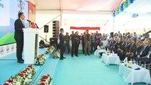 Bakan Tüfenkci Karkamış Sınır Kapısı resmi açılış törenine katıldı