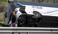 Bulgaristan'da otobüs kazası: 10 ölü