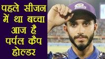 IPL 2018: Mayank Markande wins purple cap; He was 10 when IPL season 1 was played   वनइंडिया हिंदी