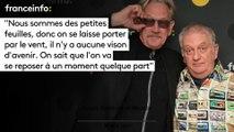 """Benoît Delépine et Moustic :""""Nous sommes de petits feuilles, donc on se laisse porter par le vent, il n'y a aucune vison d'avenir"""""""