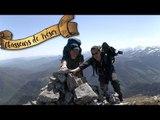 La randonnée de l'extrême dans les Pyrénées