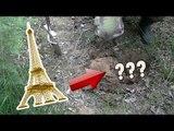 WE FOUND THE EIFFEL TOWER - On a trouvé la Tour Eiffel