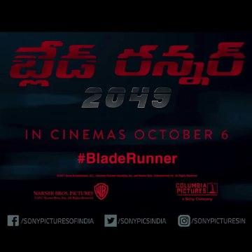 Blade Runner 2049 Telugu Dubbed Trailer