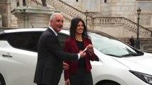 Nissan e Roma Capitale insieme per una mobilità 100% elettrica