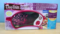 Easy Bake Oven Baking Teeny Tiny Chocolate Chip Cookies