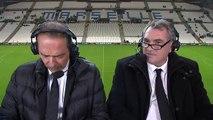 Le commentateur de sportif Denis Balbir insulte les joueurs de Leipzig hors antenne.