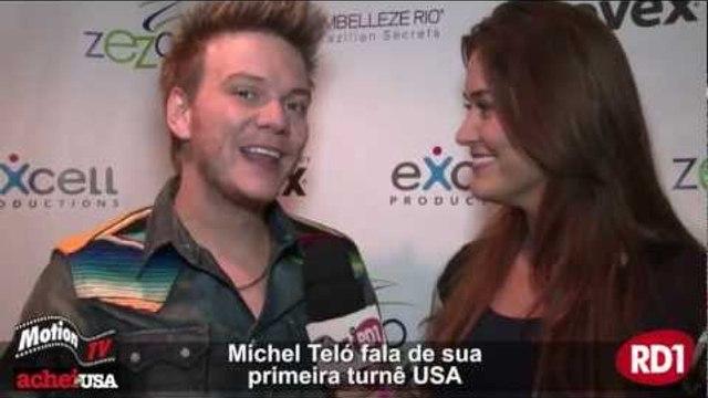 Michel Teló encerra a turnê USA e promete novo CD e DVD para 2013 - Show na Florida