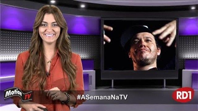 #ASemanaNaTV: Gafe! Ana Maria Braga faz festa com música de Chorão;Sabrina Sato morará na Rocinha