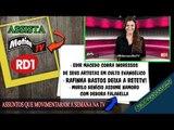 #ASemanaNaTV: Rafinha Bastos deixa a RedeTV! - Murilo Benício assume romance com Debora Falabella