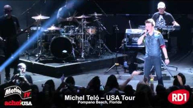 Michel Teló - Show na Florida - USA Tour 2012 - Melhores Momentos
