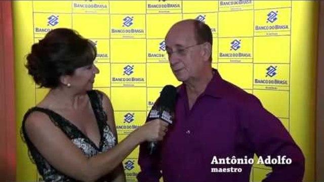 Estação BB Américas - Press Awards 2014 com Connie Rocha - Entrevistas DVD oficial