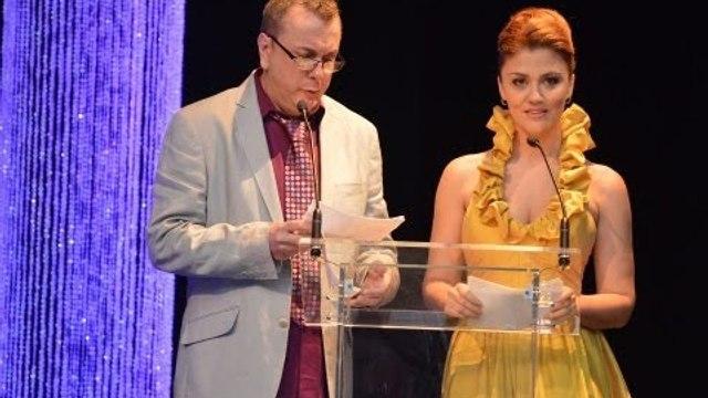 Tati Martins da WebTV Brasileira apresenta o Brazilian Press Awards 2013