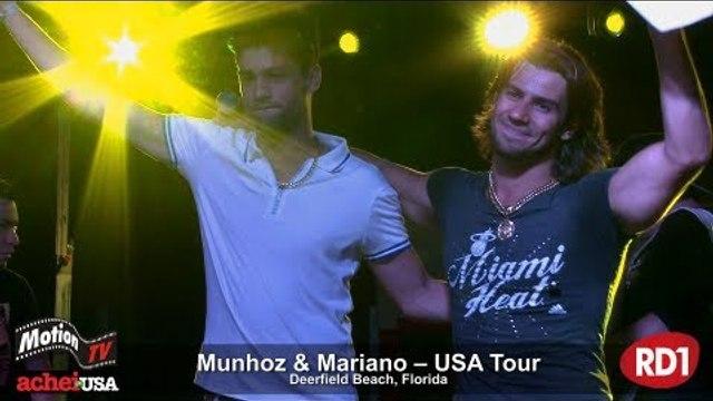 Munhoz e Mariano Show na Flórida, EUA - Melhores Momentos - USA Tour