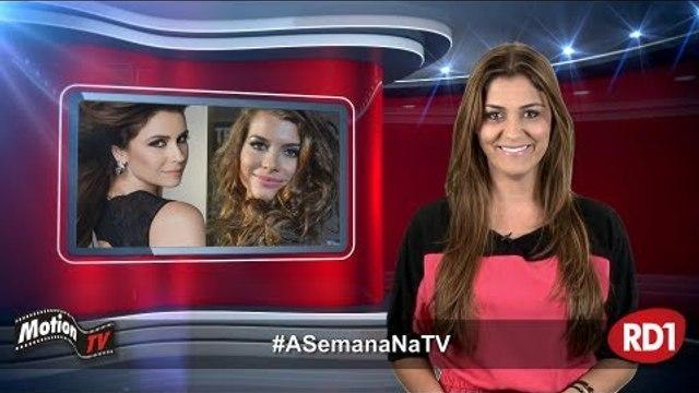 #ASemanaNaTV- Atrizes poderiam protagonizar beijo gay em Em Família; Rafinha Bastos de volta à Band