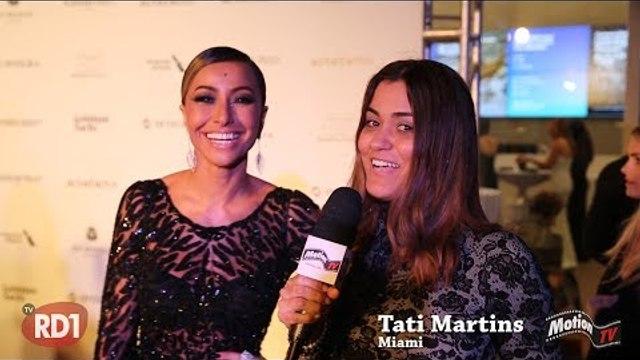 Sabrina Sato fala sobre seu novo programa em Miami - III Gala da Brazil Foundation