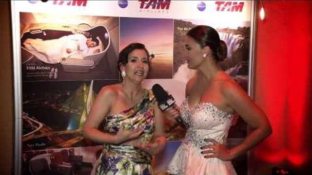 Red Carpet Lan/Tam do Press Awards 2014 com Tati Martins - Entrevistas DVD oficial