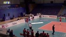 European Volleyball: Turkey vs. Bulgaria 2018 European Under 18 Championship Season Full Match (12.4.18) [1/2]