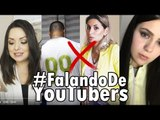 FLAVIA CALINA pensa no FIM do YouTube | Ex de EVELYN manda recado p/ RAKA | VIIH TUBE + madura?