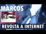 """BBB17: INTERNET DENUNCIA MARCOS POR AGRESSÃO; Briga com EMILLY """"termina"""" DEBAIXO do EDREDOM"""