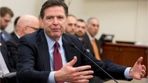 James Comey Thinks the Donald Trump Pee Tapes Could Exist