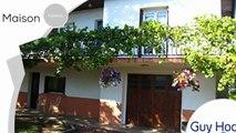 A vendre - Maison - SAINT ROMAIN DE JALIONAS (38460) - 6 pièces - 156m²