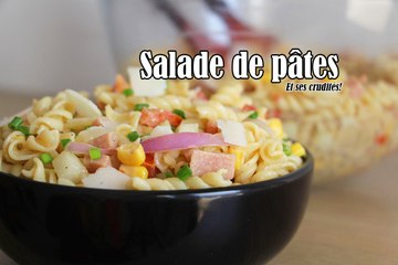 #LGDK : Salade de pâtes
