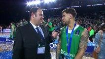 7DAYS EuroCup Champions Interview: MVP Scottie Wilbekin, Darussafaka Istanbul