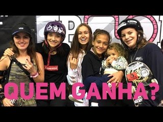 O MUNDO ESTÁ MUDANDO - KAREN, HOSOI, SKY, SKATER GIRLS