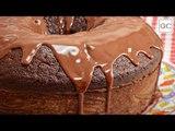 Bolo de chocolate fofinho | Receitas Guia da Cozinha